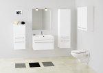 Łazienka minimalistyczna - Antado